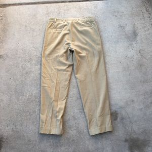 Pants - Sand corduroy pants